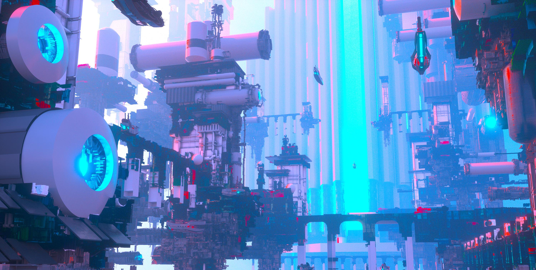 3D render from Octane