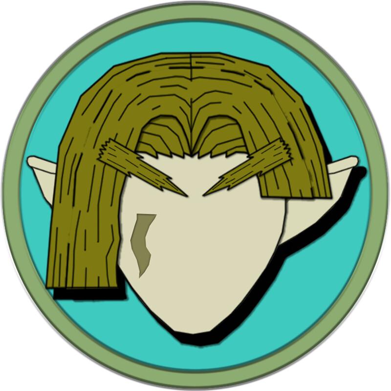 Kaiel's player medallion