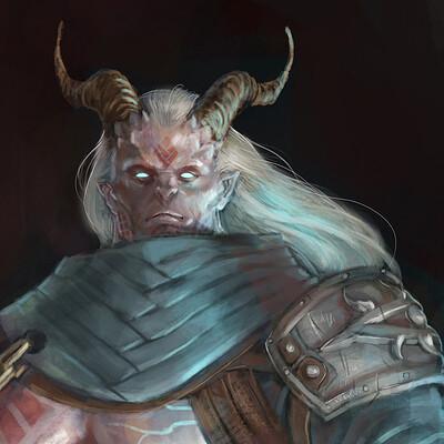Frost llamzon dragon age half