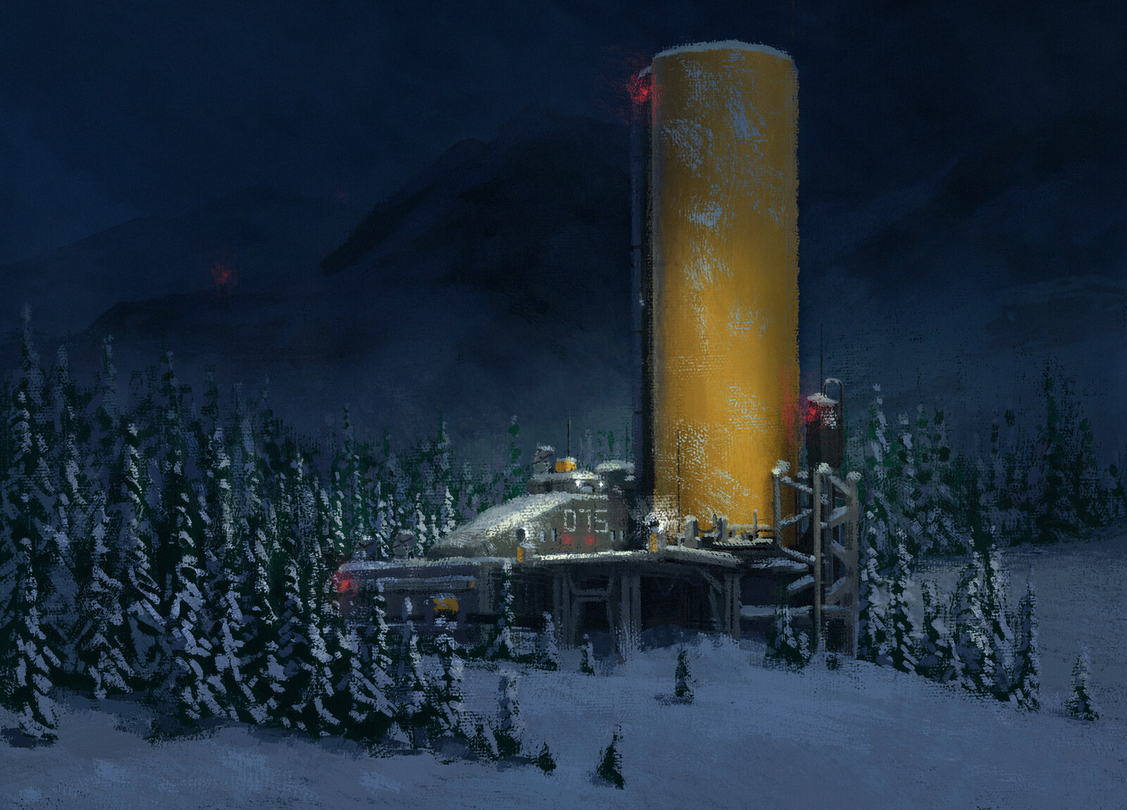 Fuel Outpost