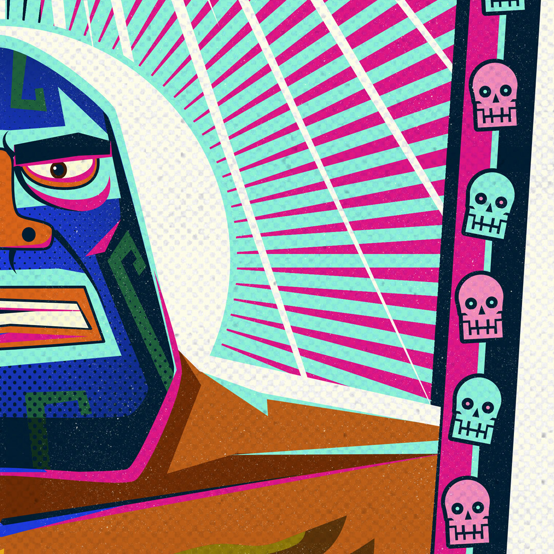 Jenny brewer guacamelee detail 002