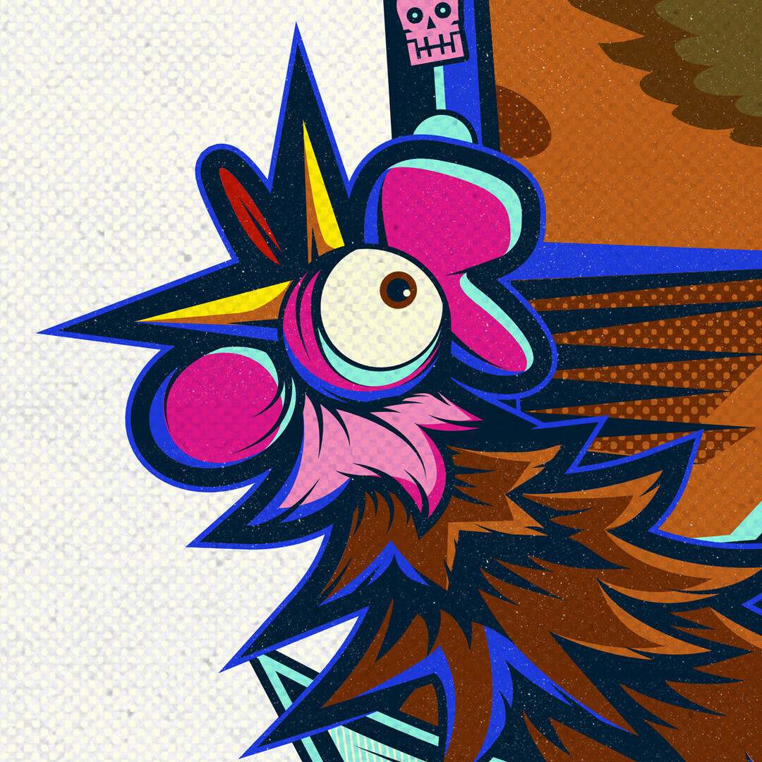 Jenny brewer guacamelee detail 003