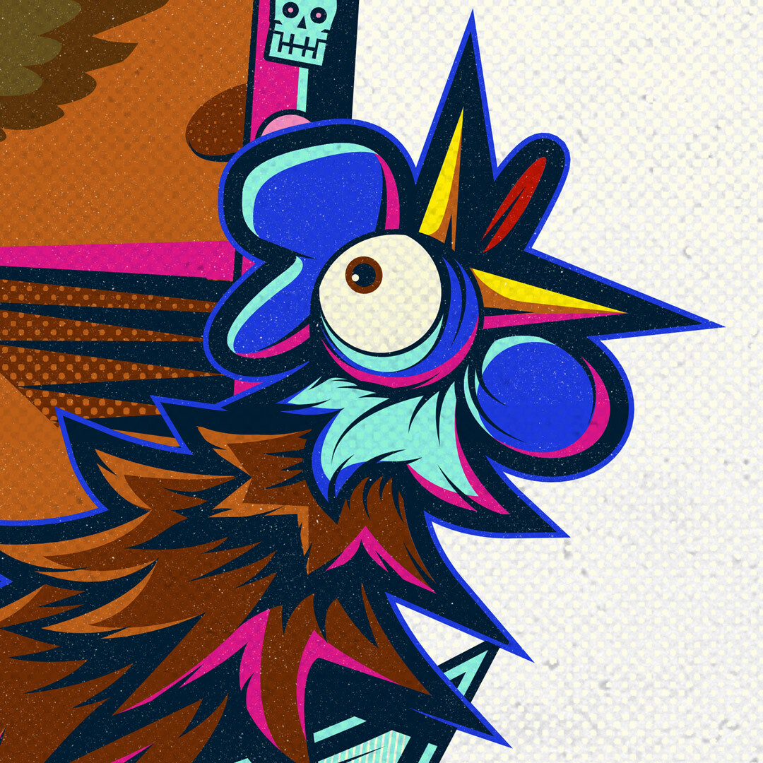 Jenny brewer guacamelee detail 004
