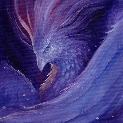 Lisa lenz blue phoenix oil s
