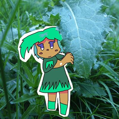 Alayna y weed2