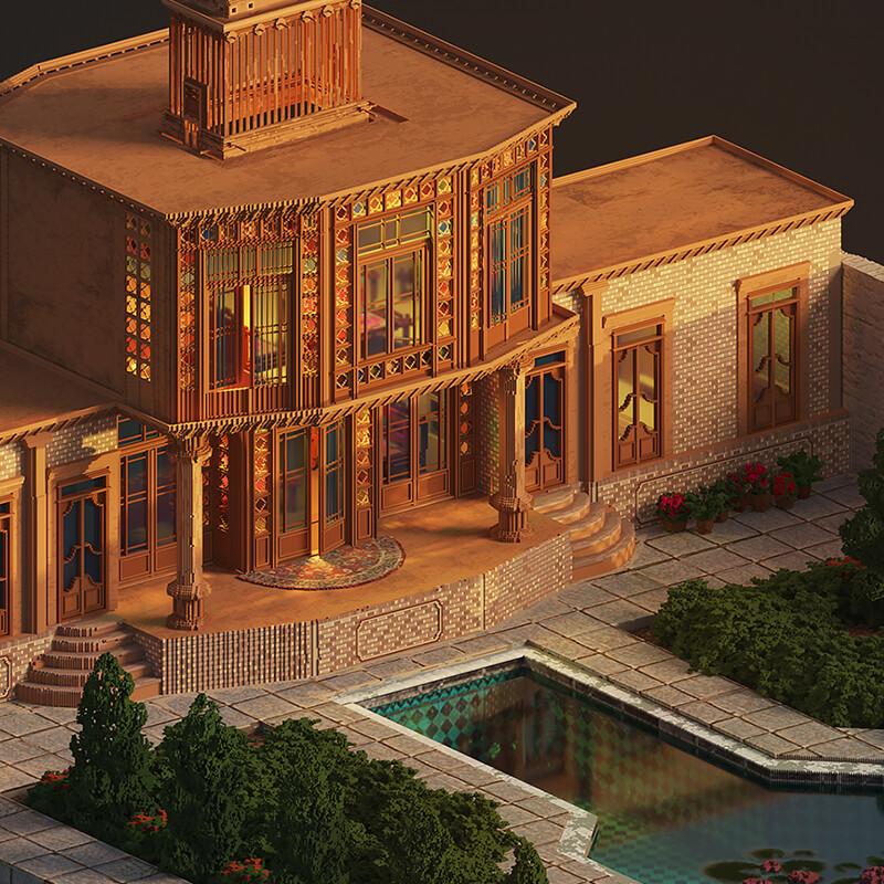 Persian House No.4.
