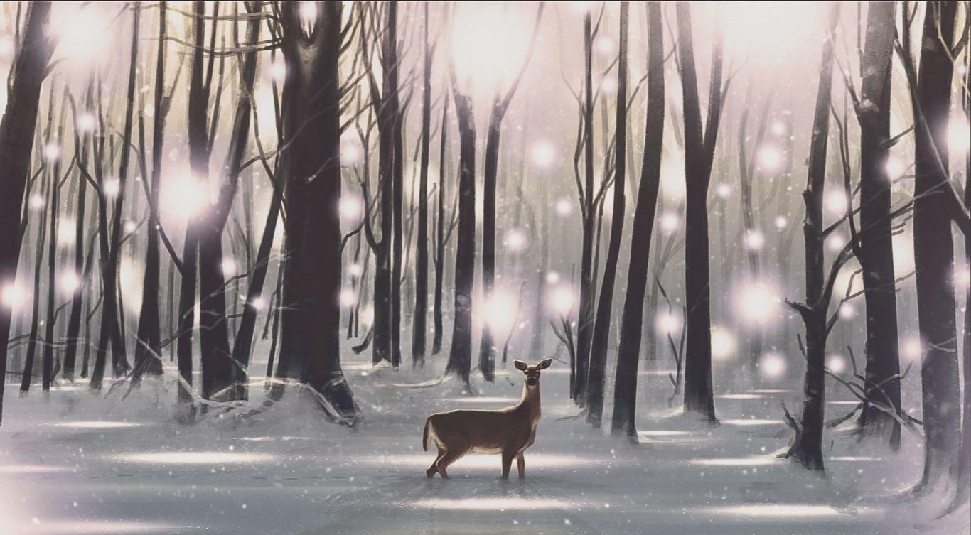 Ronnie jensen winterforest