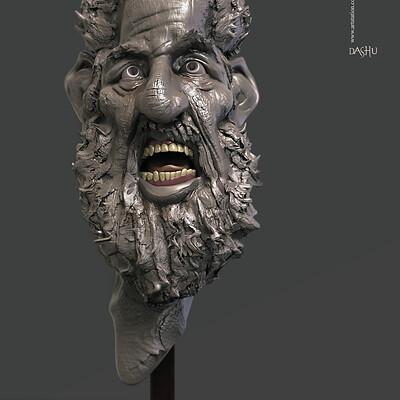 Surajit sen dashu digital sculpture surajitsen dec2019