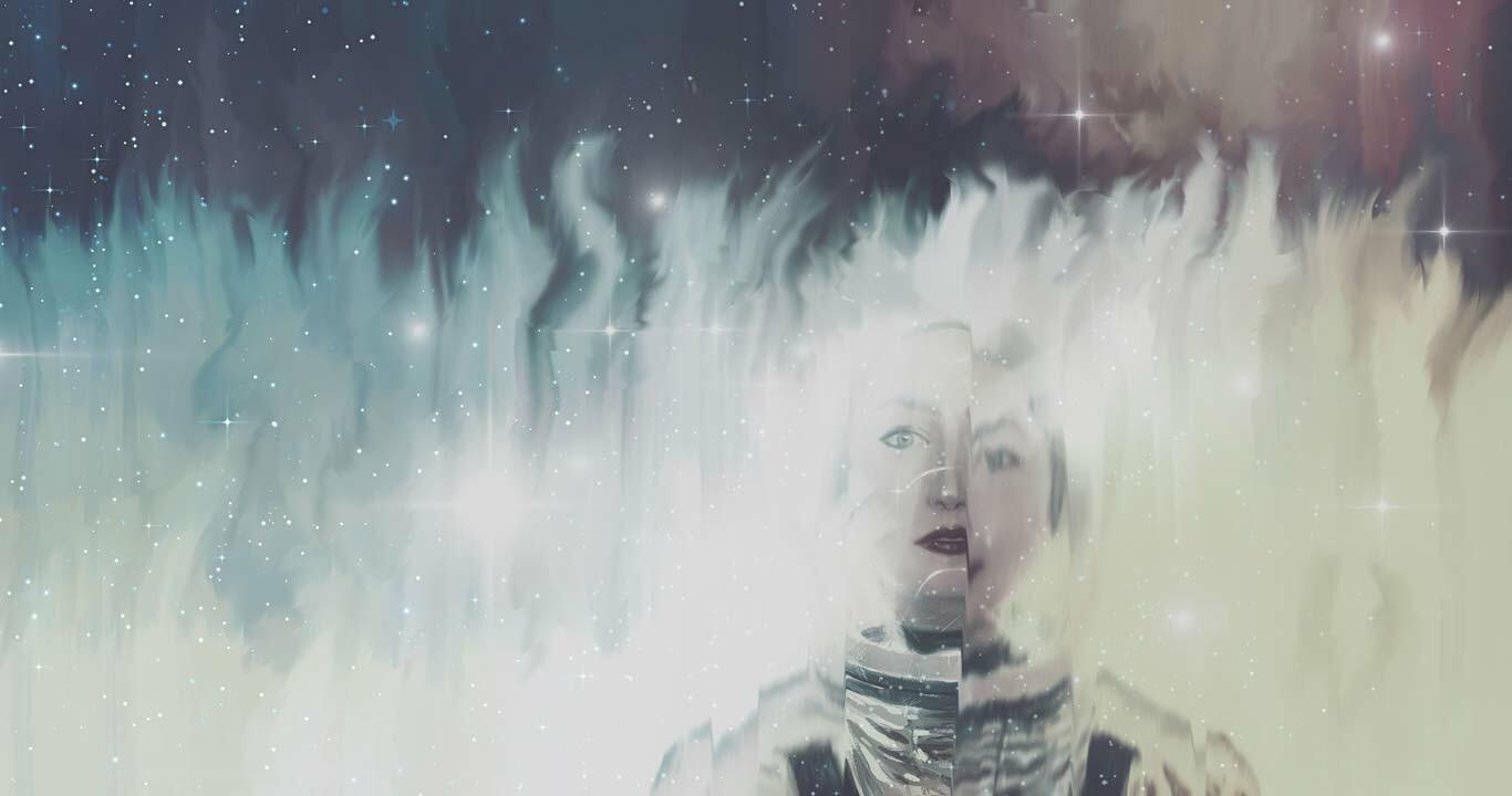 Ronnie jensen voman astronaut