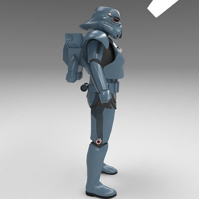 David onizaki dark trooper side
