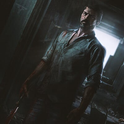 Andrew hunt joel in hallway lowres