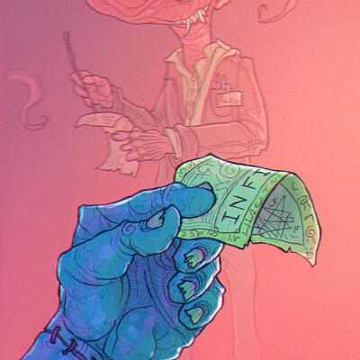 Chema samaniego billetes porfavor