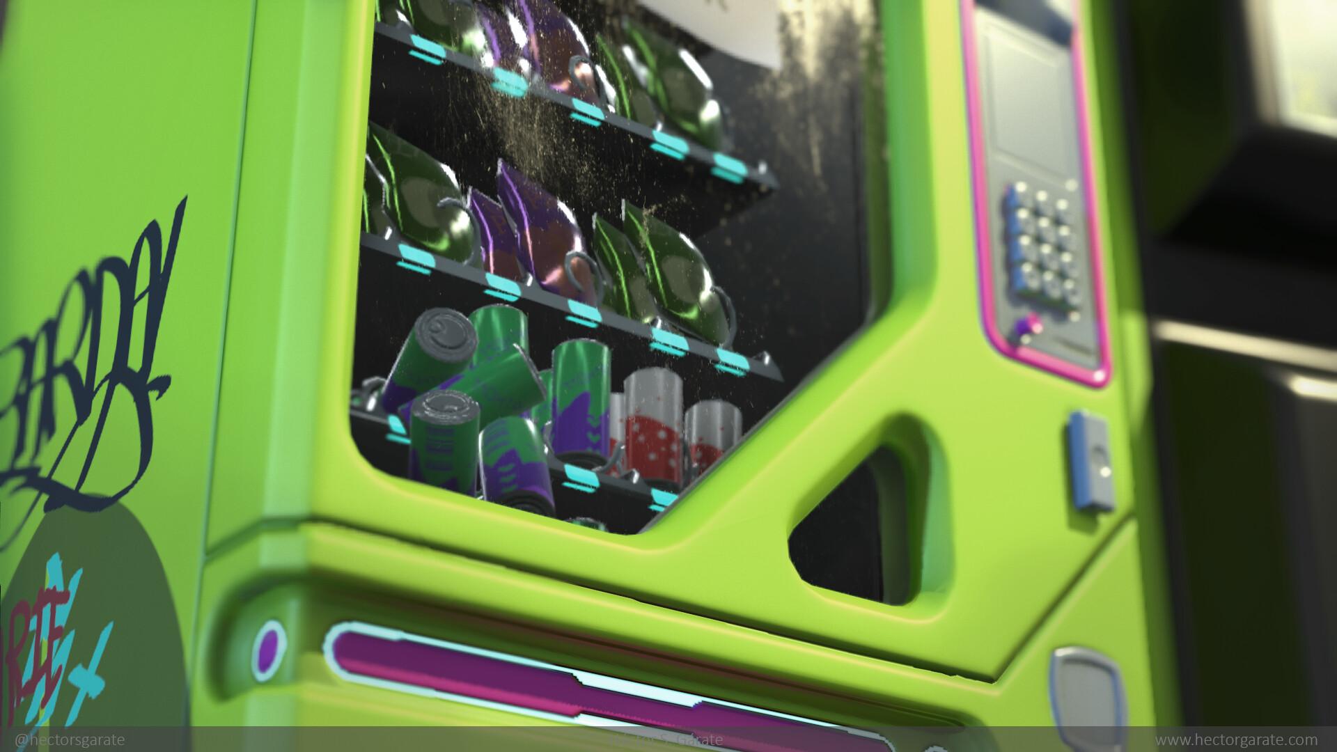 Hector garate vending 04