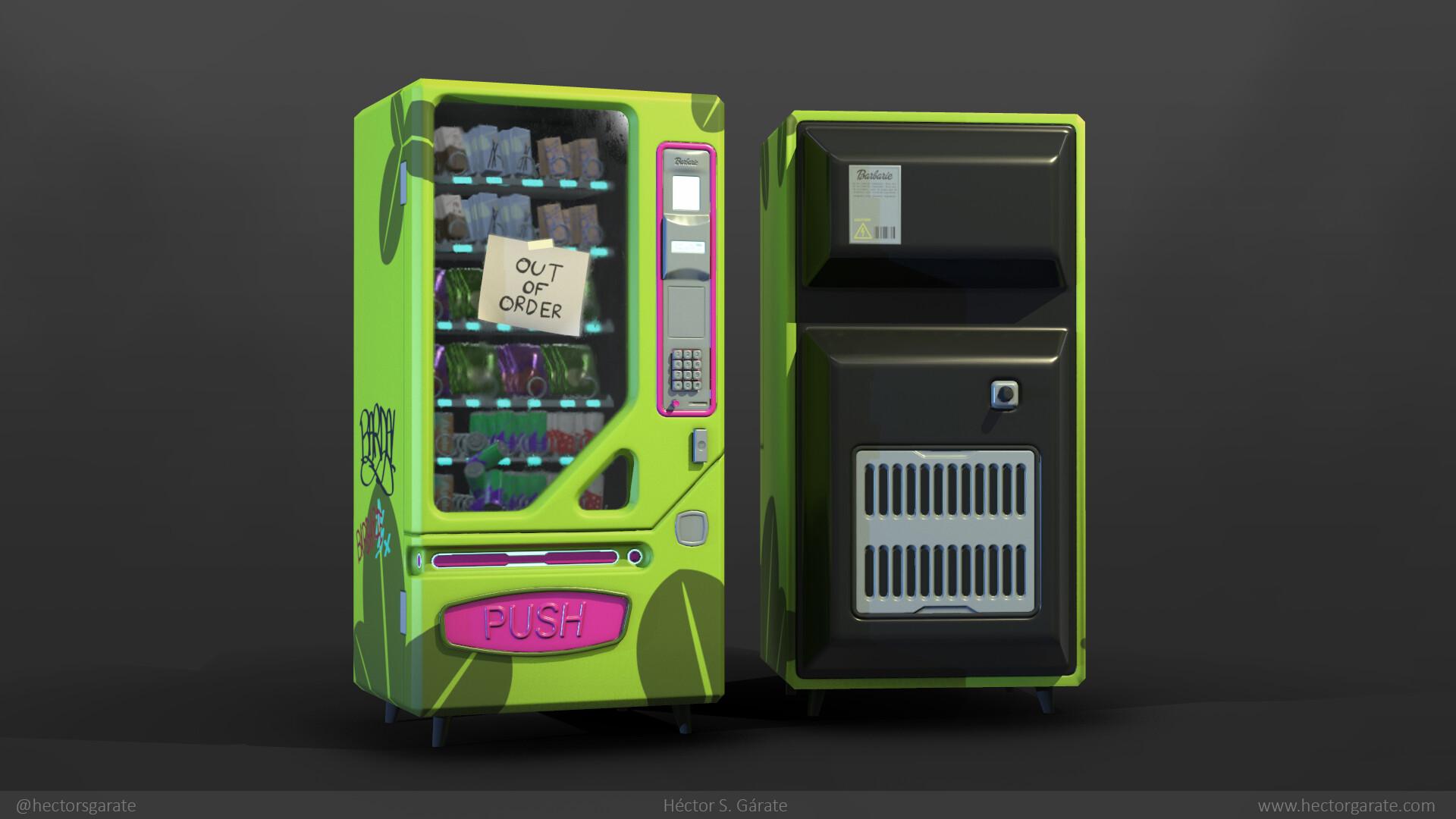 Hector garate vending 05