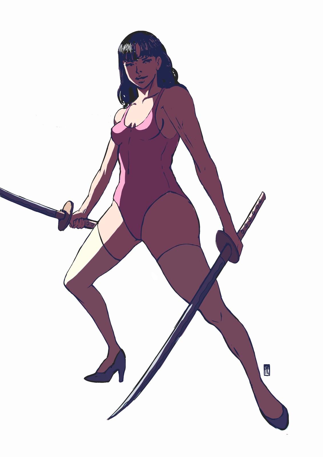 Samurai_Dancegirl