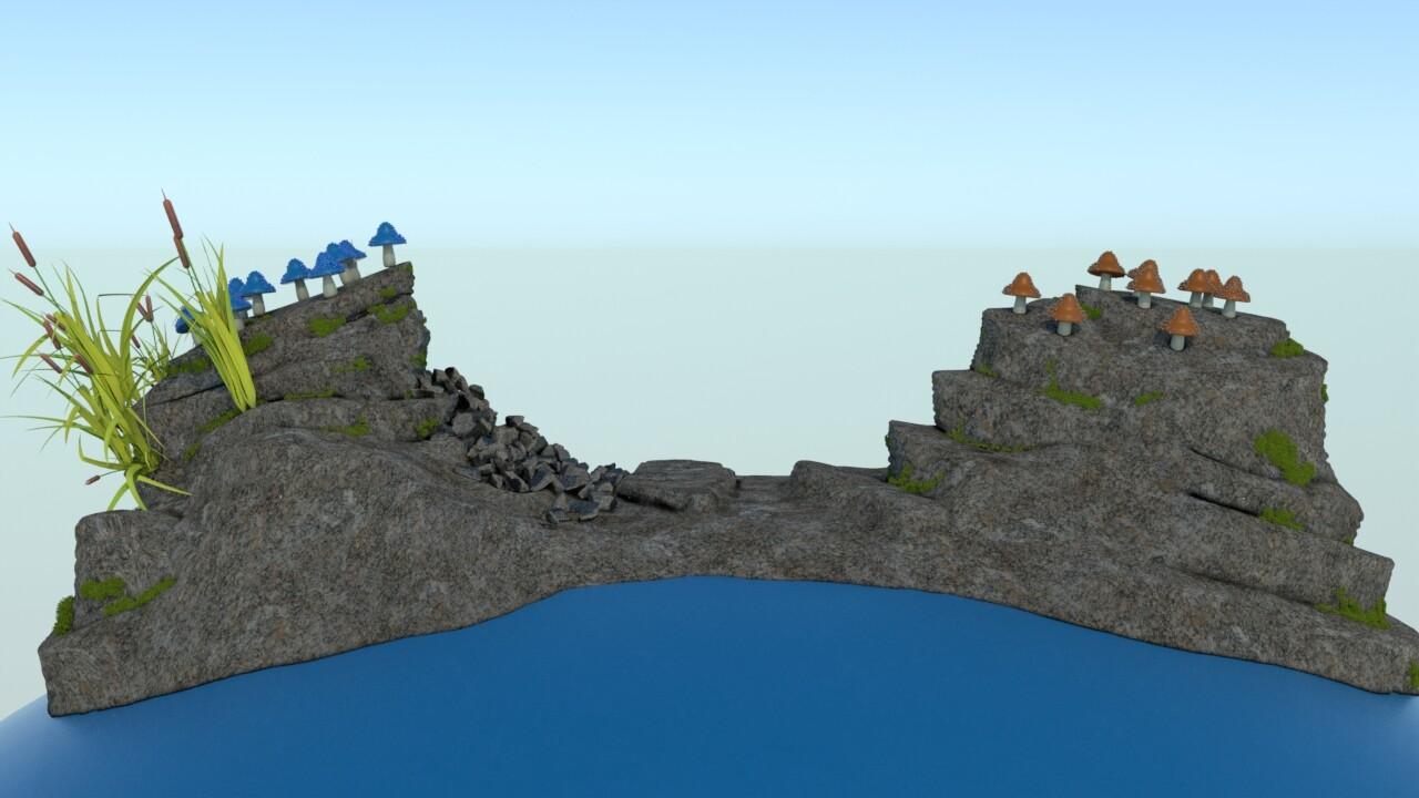 Rock Simulation 02