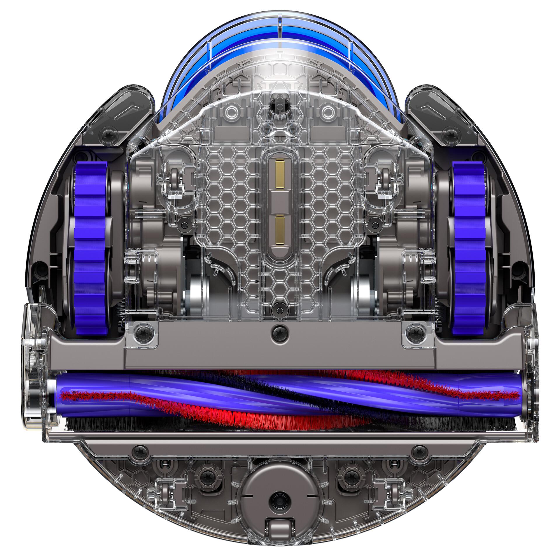 dyson 360 обзор