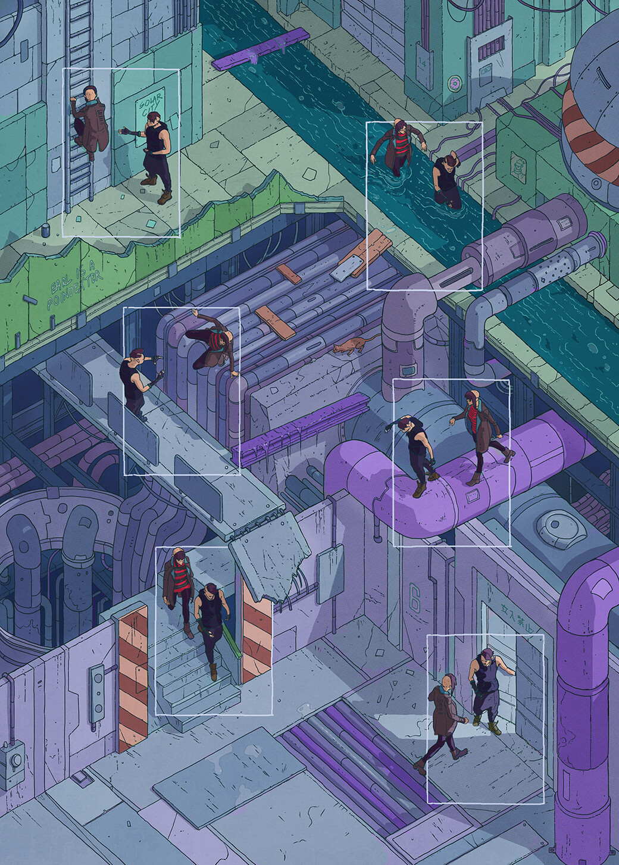 Killtopia 2: The Sewers
