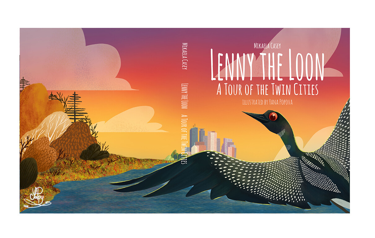 Lenny The Loon - A Tour To The Twin Cities