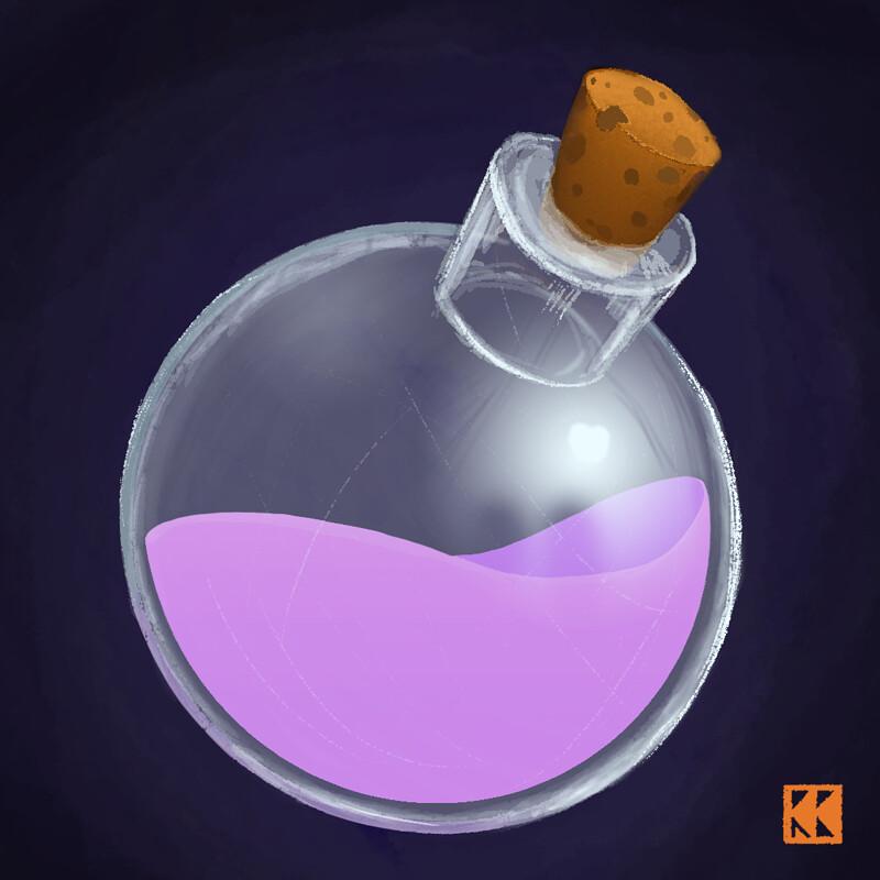 Potion (Glass Study)