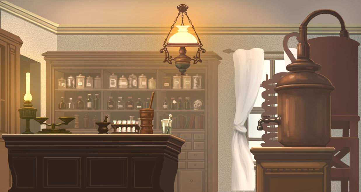 Talerock studio pharmacy