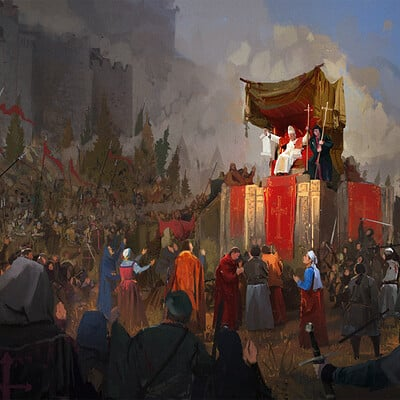Ismail inceoglu beginning of the crusade