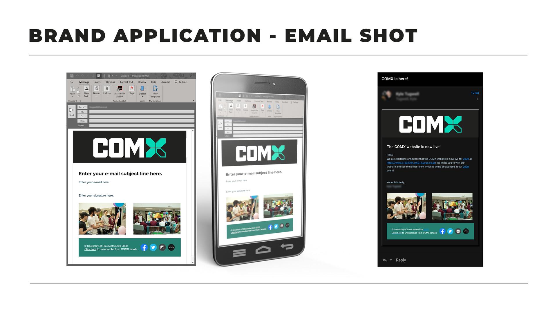 Kyle tugwell s1602904 comxbrandingguidelinesbrand application emailshot