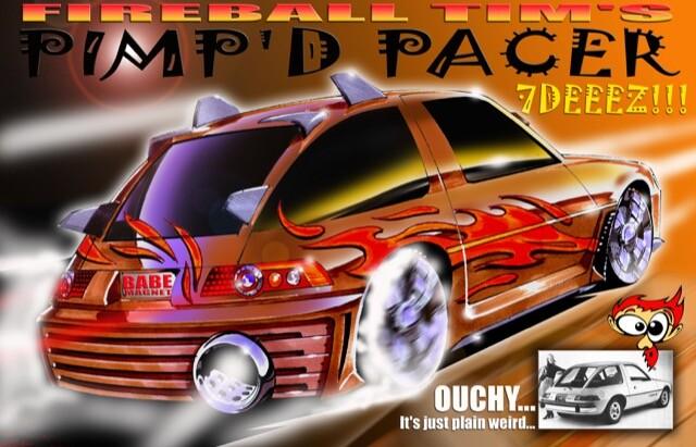 Pimp'd Pacer - Client -FUNRISE