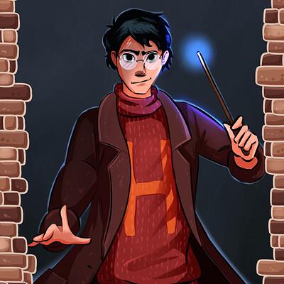 Oixxo art 1 the wizard