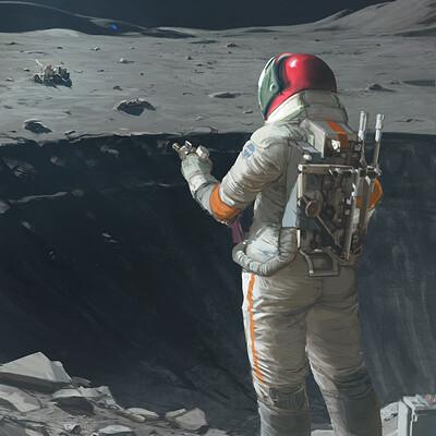 Tory miles space walk v01
