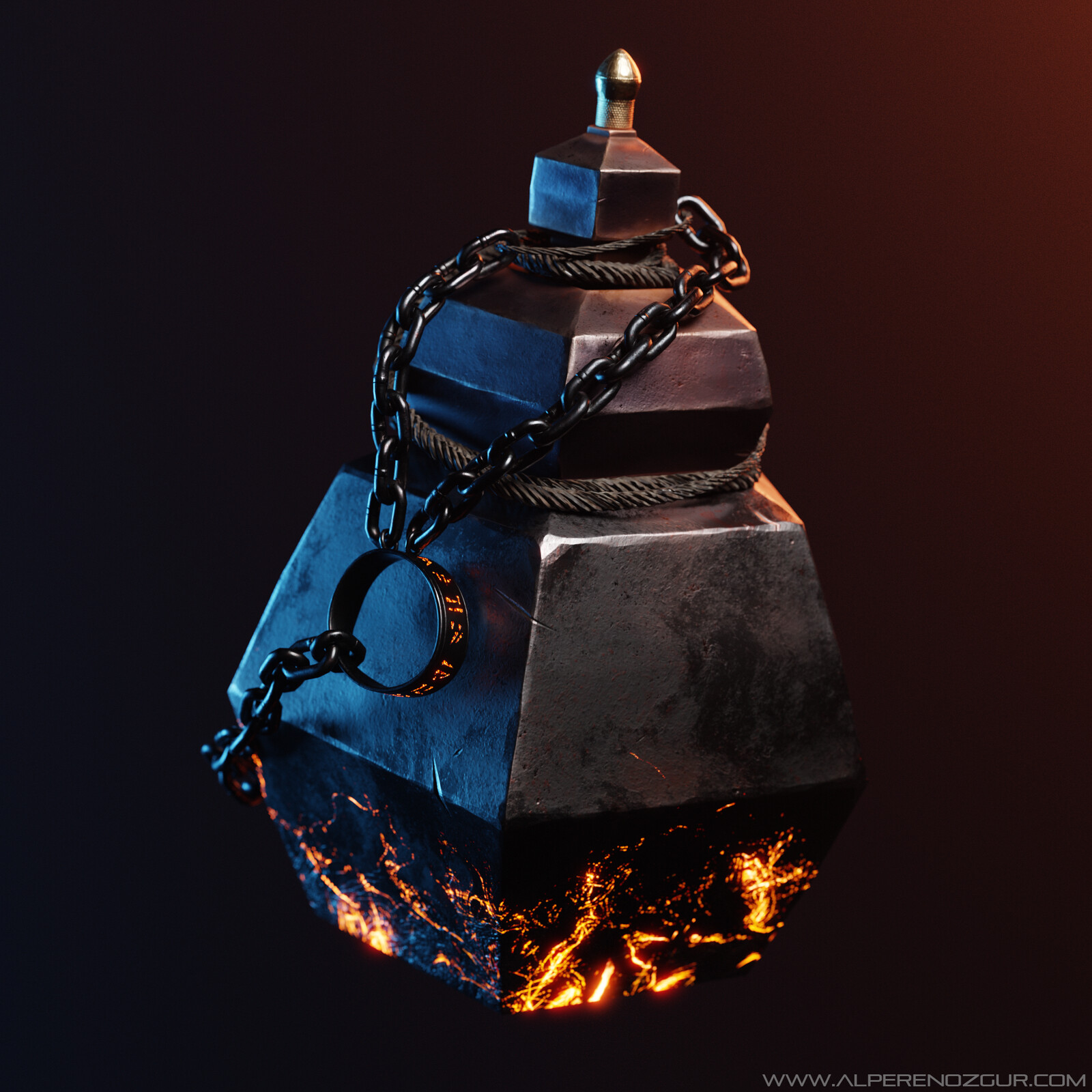 Berserker Potion - Blood of the Mountain