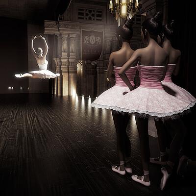 Owakulukem clevis ballet envy