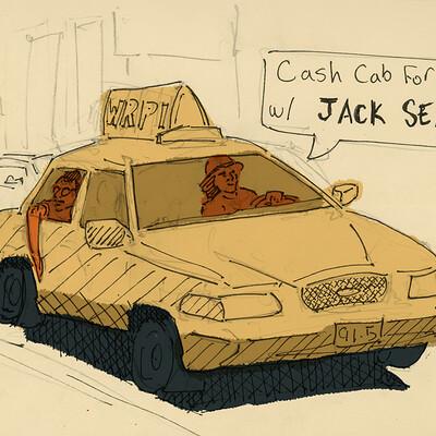 Simon hopkins cash cab for cutie