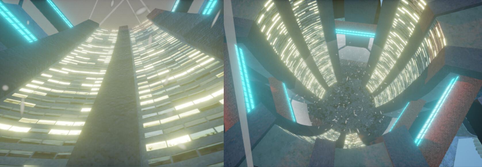 Alexander laheij screenshot center level building topview