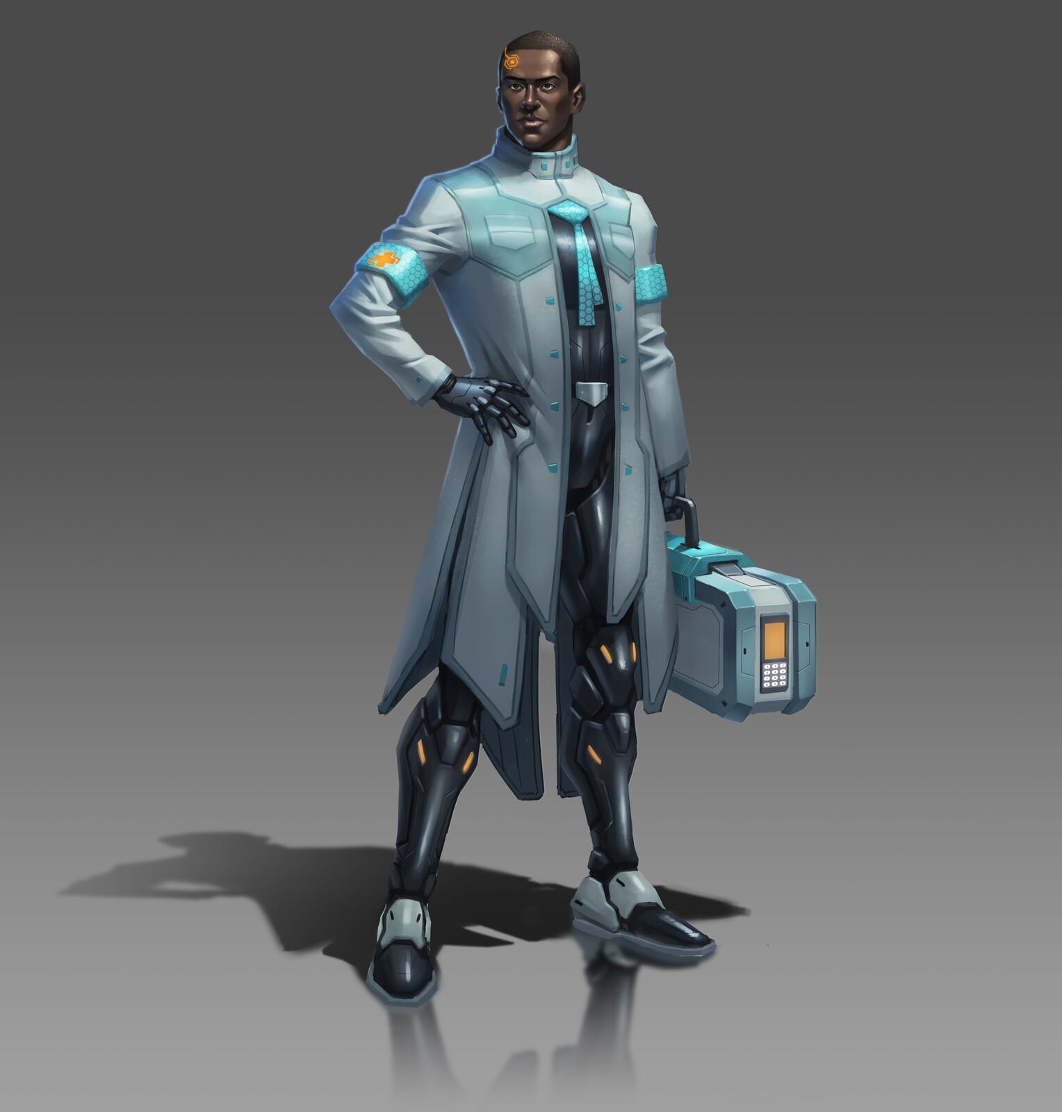Cybernetic Medic