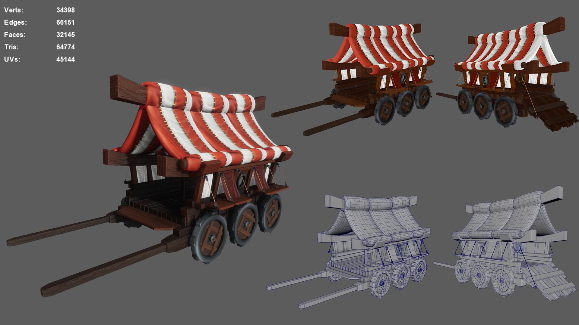 Chris wen cart 1
