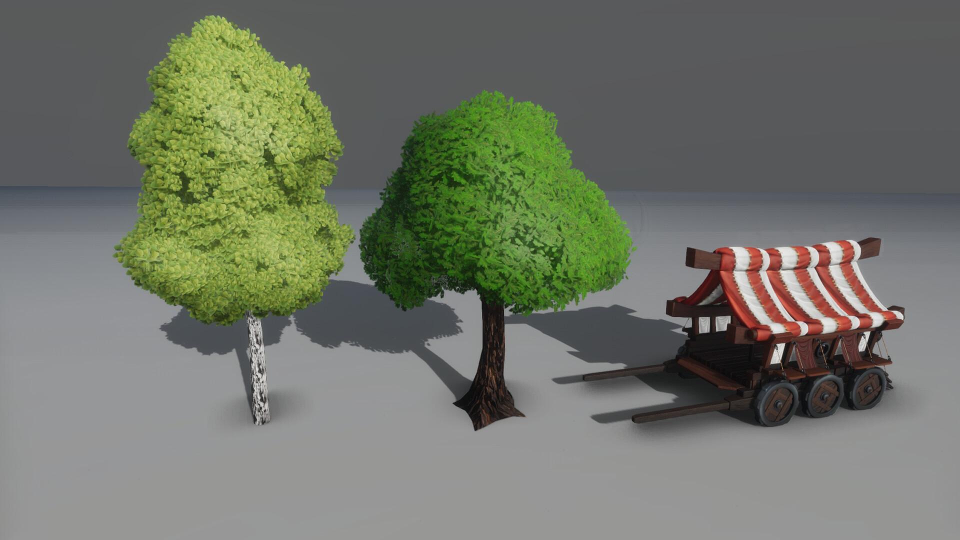 Chris wen trees