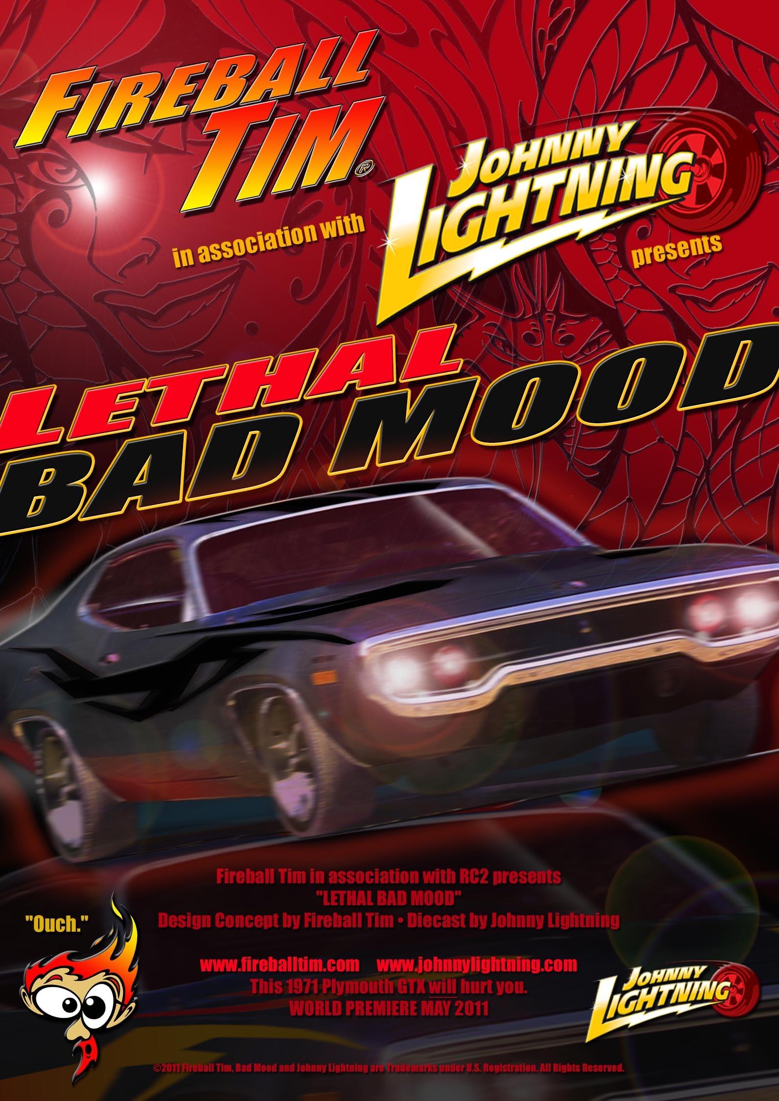 LETHAL BAD MOOD 2 - CLIENT - JOHNNY LIGHTNING/RC2
