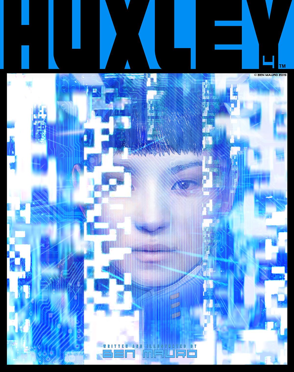 HUXLEY™ GRAPHIC NOVEL Part 4