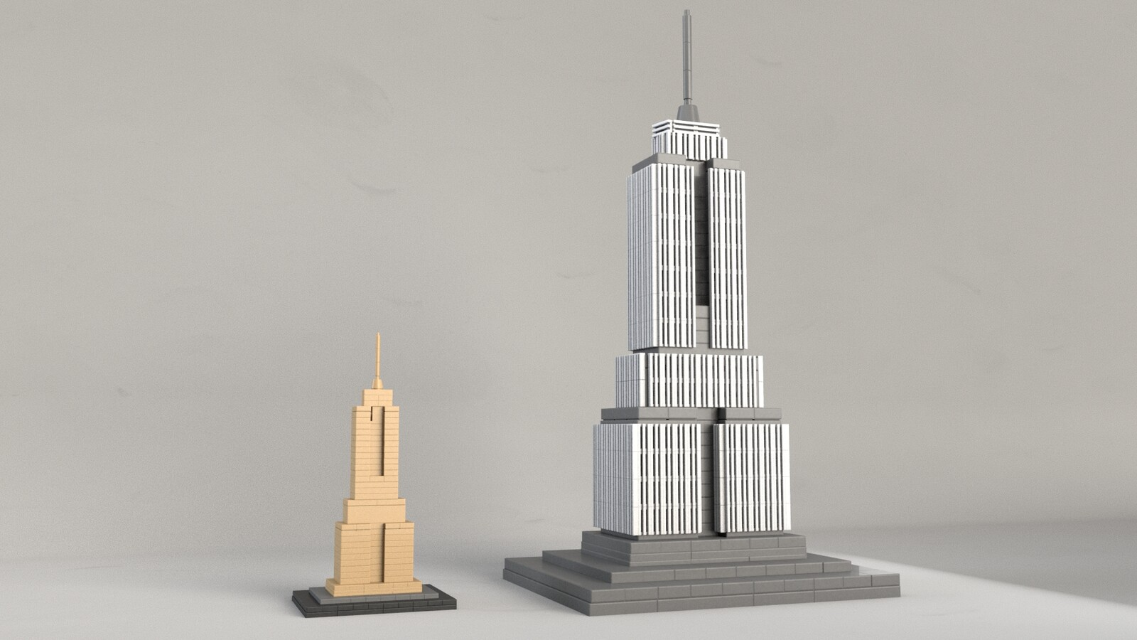 Empire State Building (BrickIt Demo)
