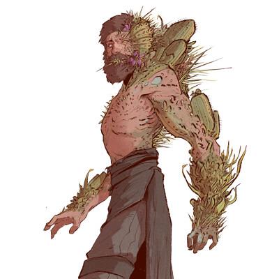 Pablo ilyich cactus mutant 1