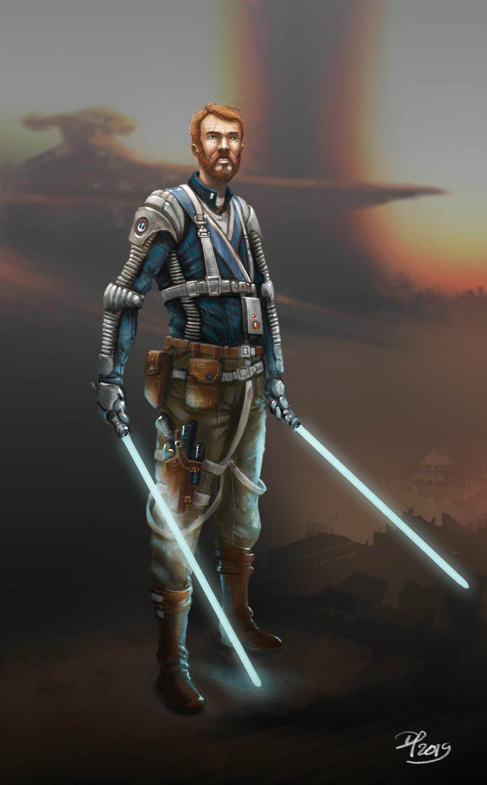 Star wars Jedi mood