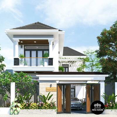 Neohouse architecture thiet ke biet thu vuon mai thai neohouse 1