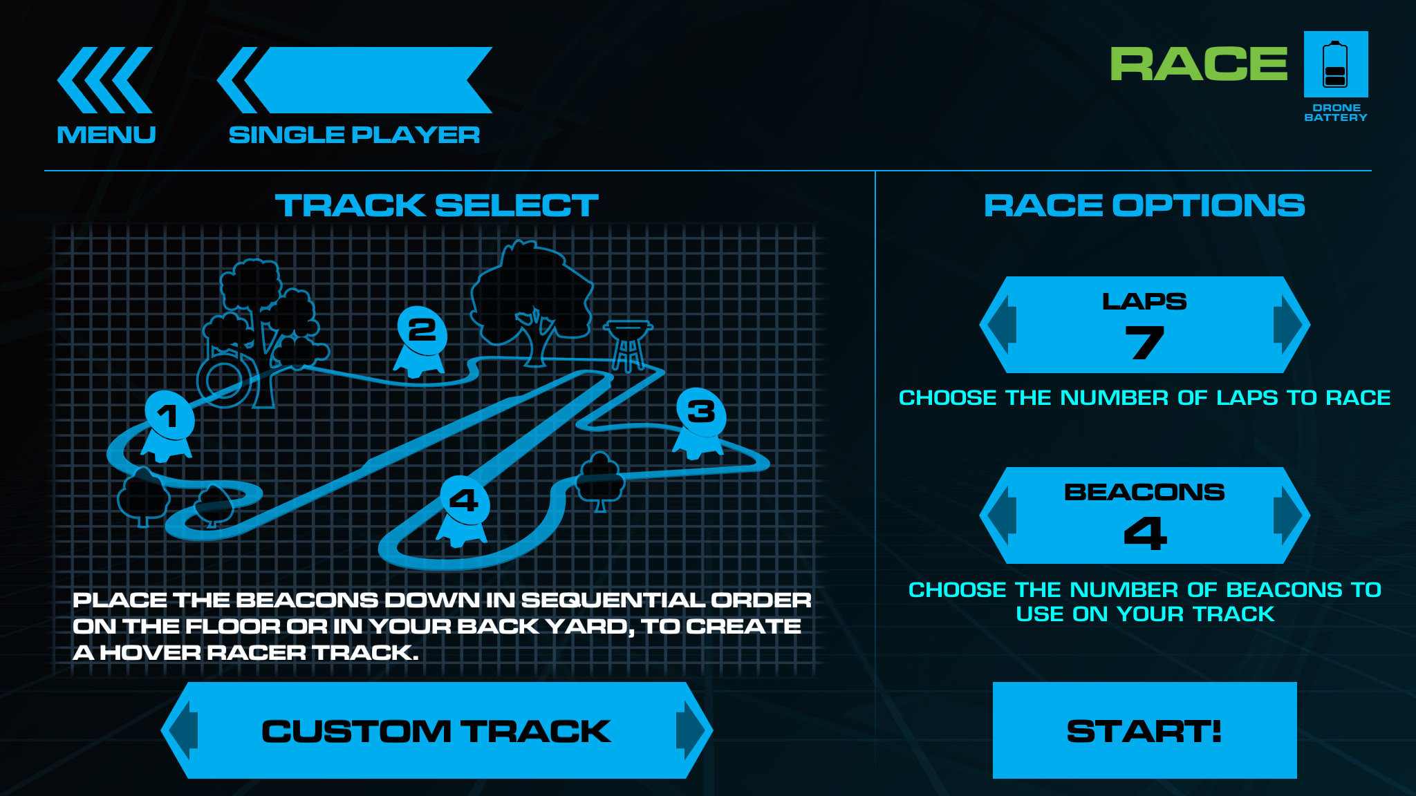 Track Select