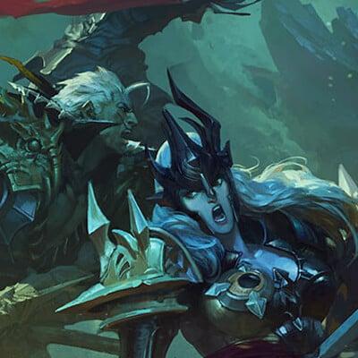 Bayard wu dragon boss