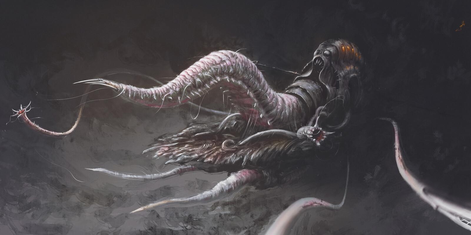 Extraterrestrial Creature
