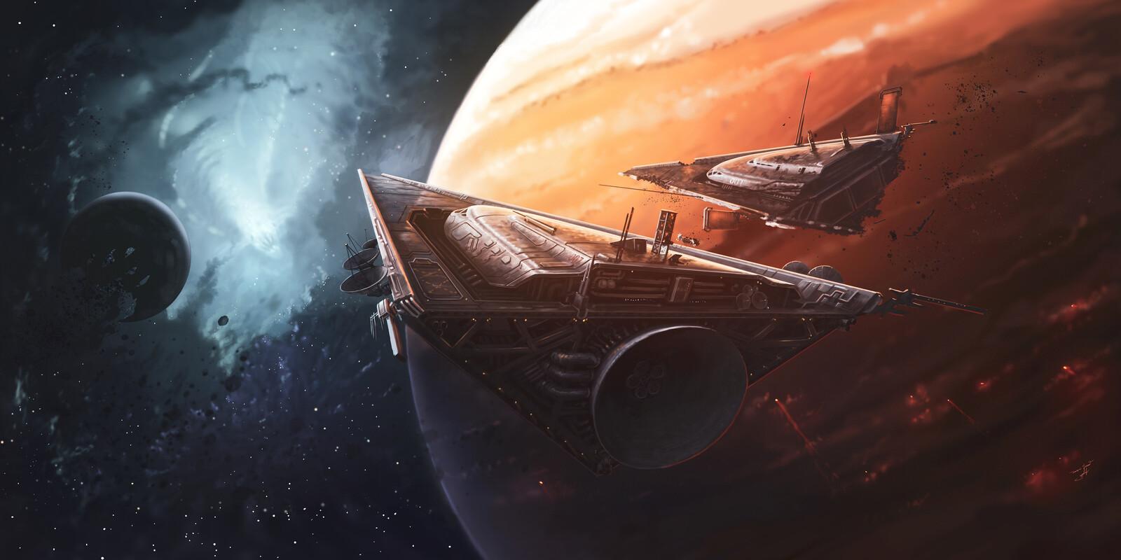 Space Destroyer