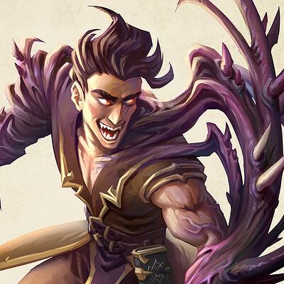 Warlock Symbiont and Super Spy