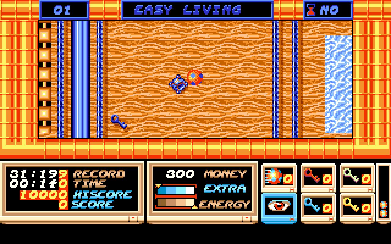 Atari ST in-game