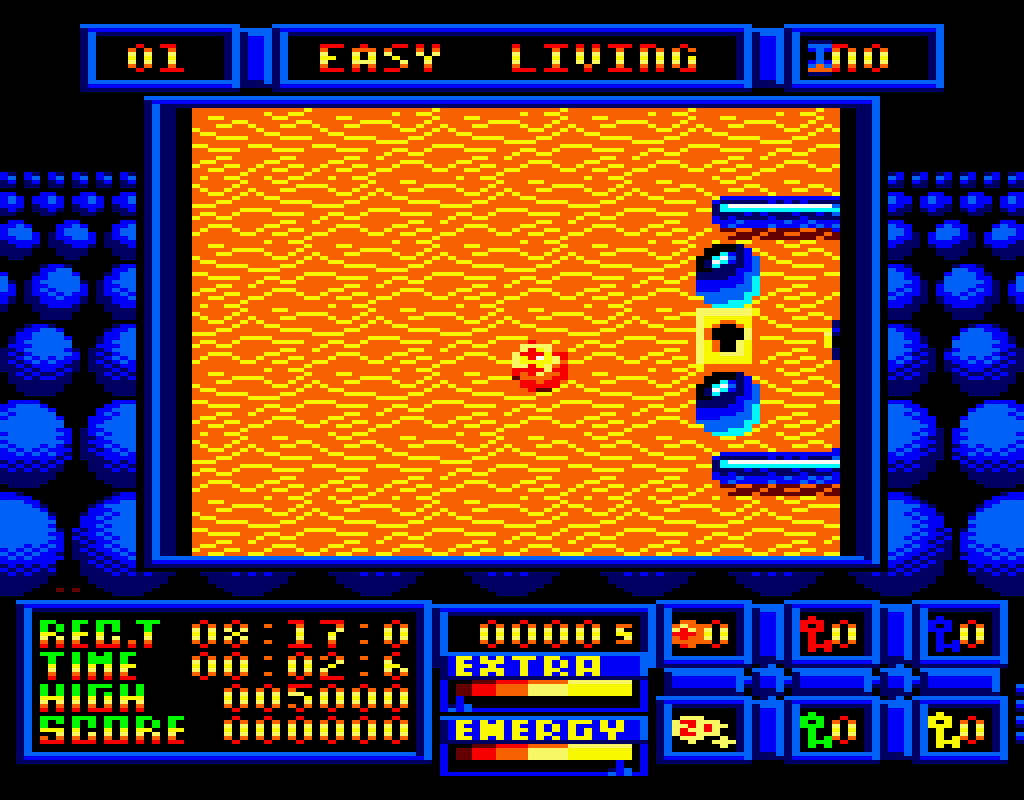 Amstrad-CPC in-game